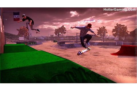 Tony Hawks Pro Skater HD Free Download Pc Game ~ Full ...