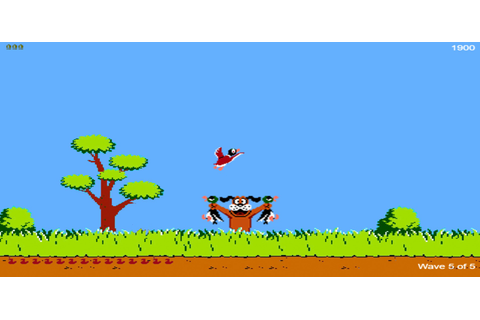 Duck Hunt Remake HTML5 | Hunting Game Play on Mobile or Tablet