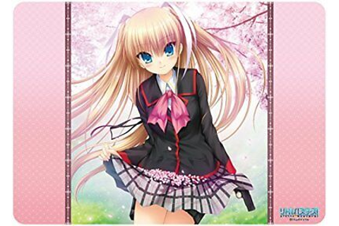 Little Busters! Saya Tokido Card Game Character Rubber ...