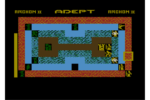 Download Archon II: Adept - My Abandonware