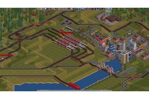 14 Years On, The Free-to-Play OpenTTD is as Good as Ever ...
