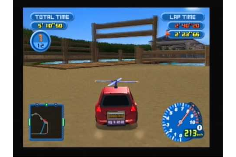 Lets Play Gadget Racers PS2 Part 7 - YouTube