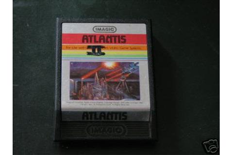 Retro Treasures: Atari 2600 Atlantis II