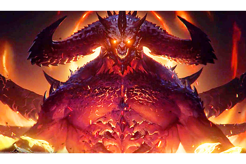 "Diablo Immortal, a ""Full-Fledged"" Online Action-RPG ..."