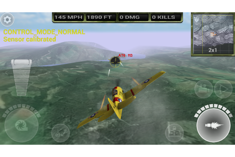 Download game FighterWing Flight Simulator 2 for android