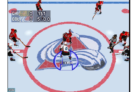 NHL Powerplay '96 for Sony Playstation - The Video Games ...