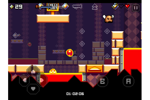 Retro Plaform Game Mutant Mudds Now Available For Free On ...