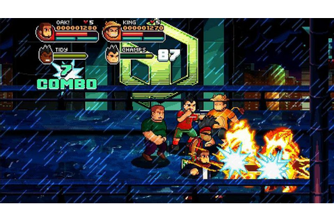Beat 'Em Up 99Vidas – The Game Gets New Trailer And ...