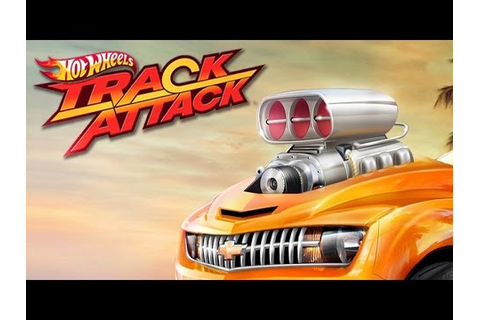 #2 Hot Wheels Track Attack - Video Game - Gameplay ...