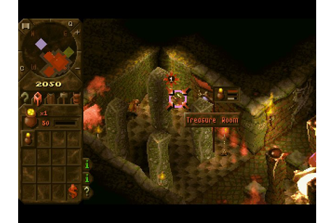 Dungeon Keeper strategy for Windows (1997) - Abandonware ...
