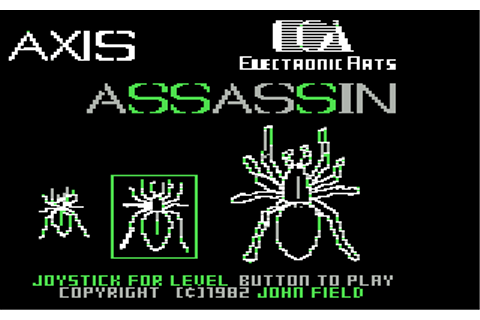 Download Axis Assassin - My Abandonware