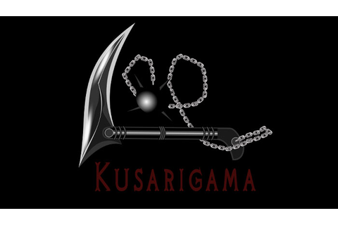 Kusarigama - Traditional Japanese Sickle Weapon