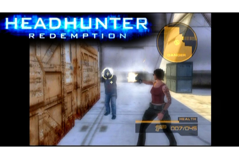 Headhunter: Redemption ... (PS2) - YouTube