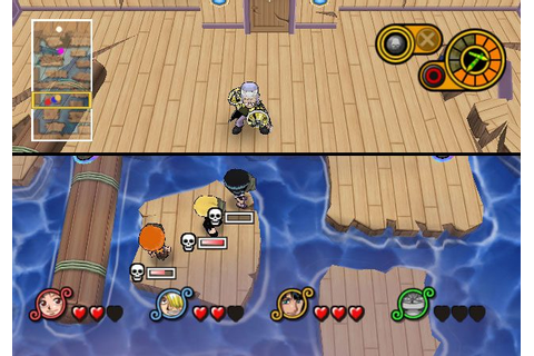 One Piece: Pirates' Carnival (2006) by h.a.n.d. PS2 game