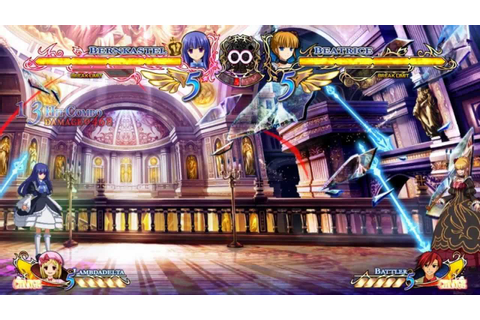 Golden Fantasia Cross : All Bernkastel Supers SP2 and Meta ...