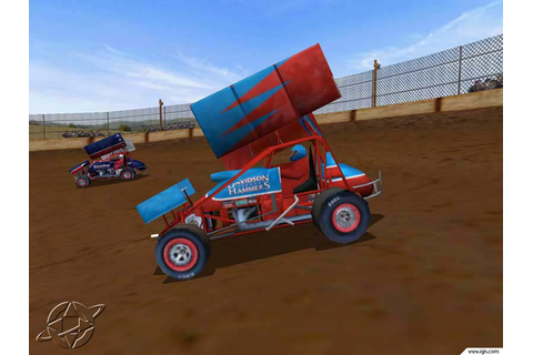 New Dirt Track Racing: Sprint Cars Screens - IGN