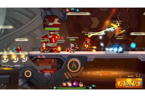 Awesomenauts - Official Game Site | Home of the most ...