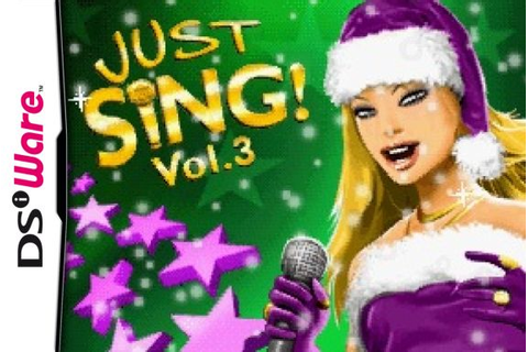 Just Sing! Christmas Vol. 3 (DSiWare) News, Reviews ...