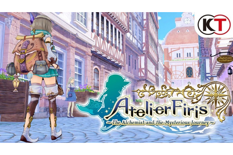 Charming RPG Atelier Firis: The Alchemist and the ...