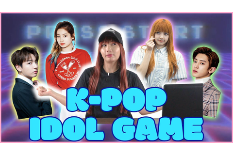 GAME: GUESS THE K-POP IDOL - YouTube