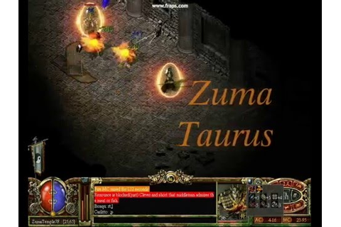 Legend of MIR 3 gameplay - Mordor server PL - ZUMA TAURUS ...
