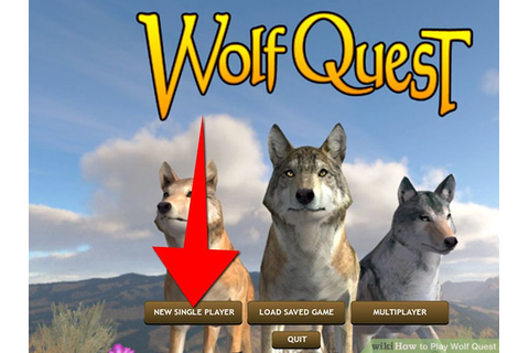 How to Play Wolf Quest: 9 Steps (with Pictures) - wikiHow