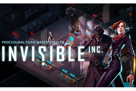 Invisible Inc Tactical Espionage Game Launching On ...