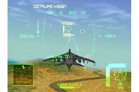 Eagle One - Harrier Attack (E) ISO