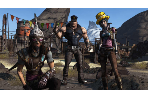 Borderlands: Game of the Year Edition (PS4 / PlayStation 4 ...
