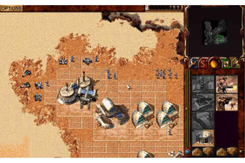 Download Dune 2000 | Abandonia