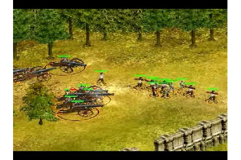 No Man's Land : RTS Games - YouTube