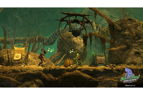 Oddworld: New 'n' Tasty Finally Makes Its Way to the App ...