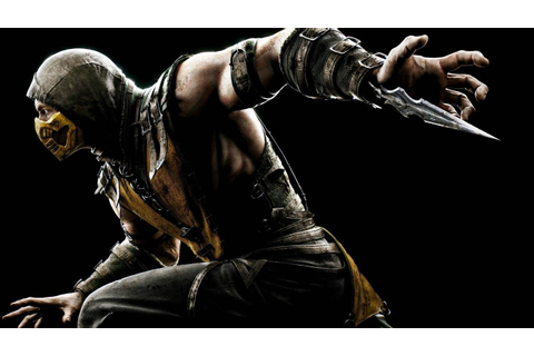video Games, Scorpion (character), Mortal Kombat ...