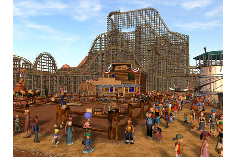 Roller Coaster Tycoon 3 Platinum Download Full Game - Free ...