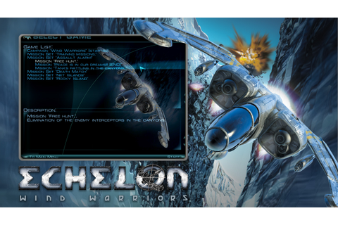 Download Echelon: Wind Warriors Full PC Game