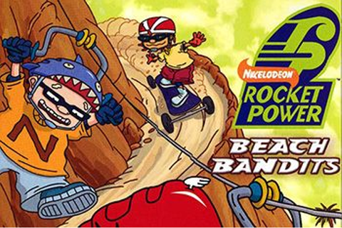 Rocket power: Beach bandits - Symbian game. Rocket power ...