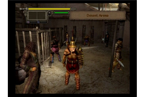 Shadow of Rome Screenshots for PlayStation 2 - MobyGames