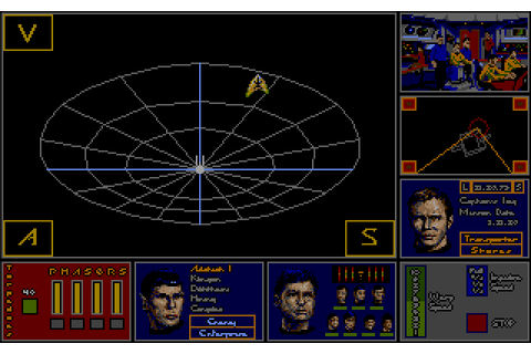 Star Trek: The Rebel Universe (1987) by Firebird / Simon ...