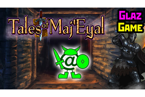 Tales Of Maj'Eyal PERMADEATH ♣ ToME 4 roguelike game video ...