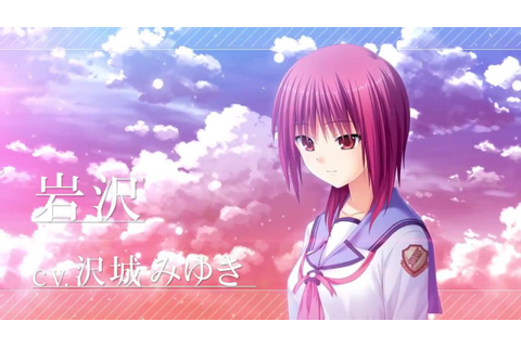 OP game Angel Beats! -1st beat- - YouTube