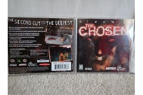 Blood 2 II The Chosen (PC) Game only, fast shipping | eBay