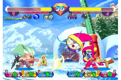 Street Fighter Alpha Anthology Screenshots - Video Game ...