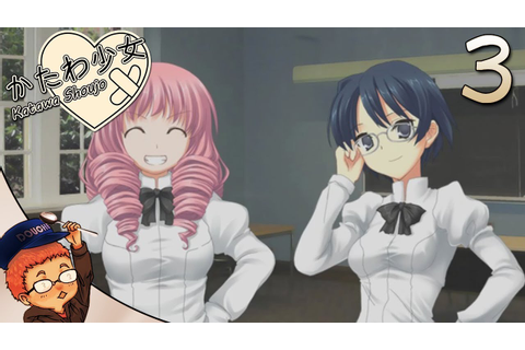 Katawa Shoujo: Part 3 - A Game of Risk - YouTube