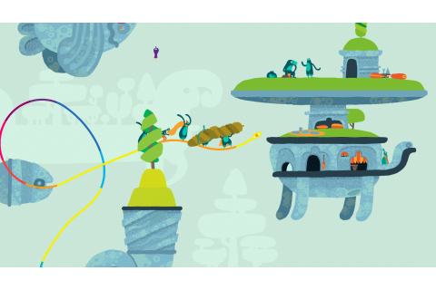 Hohokum (PS4 / PlayStation 4) News, Reviews, Trailer ...