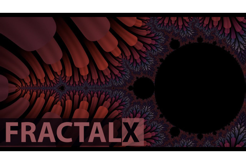 FractalX - A fractal simulation game project - Game ...
