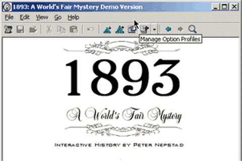 Download 1893: A World's Fair Mystery (Mac) - My Abandonware