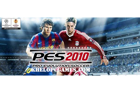 Pro Evolution Soccer 2010 Free Download Full Version Pc ...