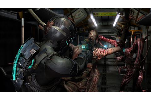 Top HD Wallpapers: Dead Space 2 Wallpapers