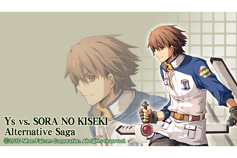Lloyd Bannings - Ys vs. Sora no Kiseki: Alternative Saga Wiki