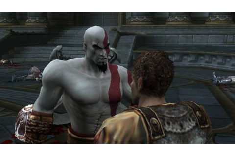 God of War 2 on PCSX2 Playstation 2 Emulator (720p HD ...